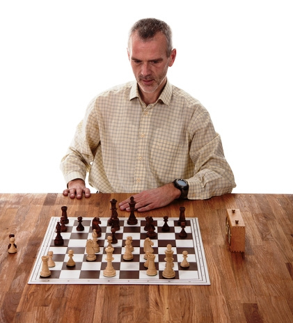 Player Learning Chess